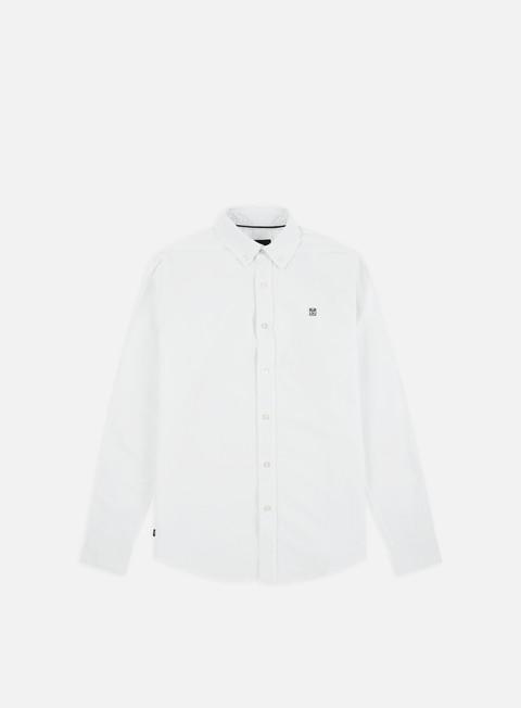 Camicie e polo a manica lunga Obey 89 Icon Woven II LS Shirt