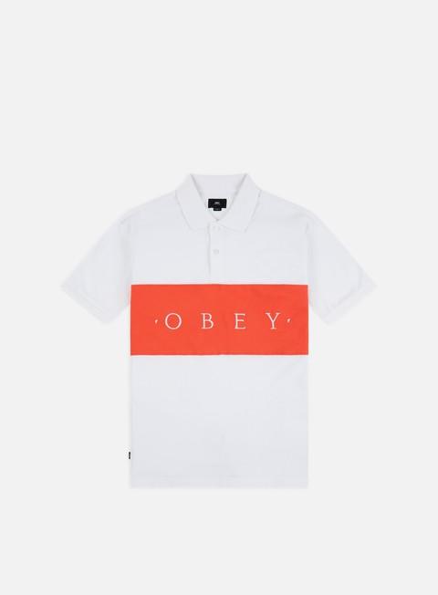Polo Obey Astro Classic Polo Shirt