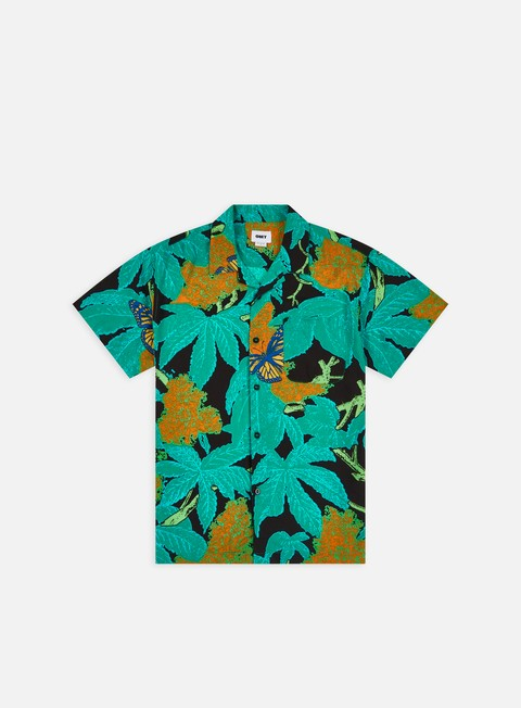 Obey Buds Woven SS Shirt