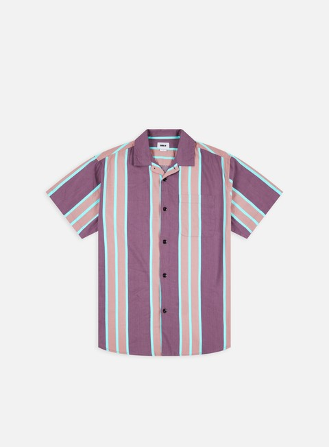 Camicie Obey Fiction Woven SS Shirt
