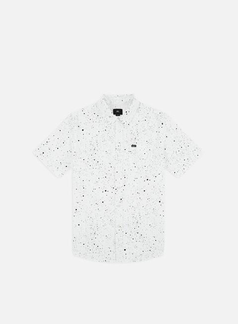 Camicie e polo a manica corta Obey Hanover Woven SS Shirt