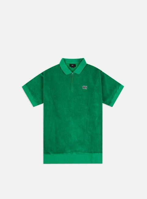 Polo Obey Joe Zip Classic Polo Shirt