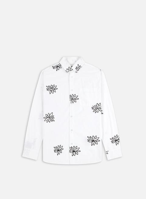 Camicie e polo a manica lunga Obey Natty Woven LS Shirt