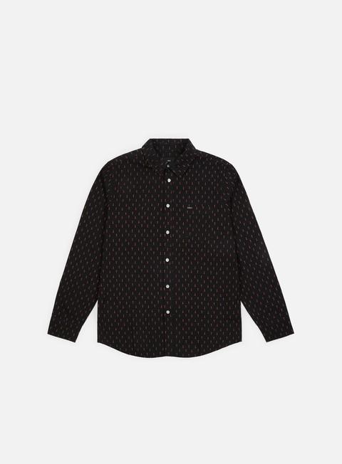 Camicie e polo a manica lunga Obey Screw Woven LS Shirt