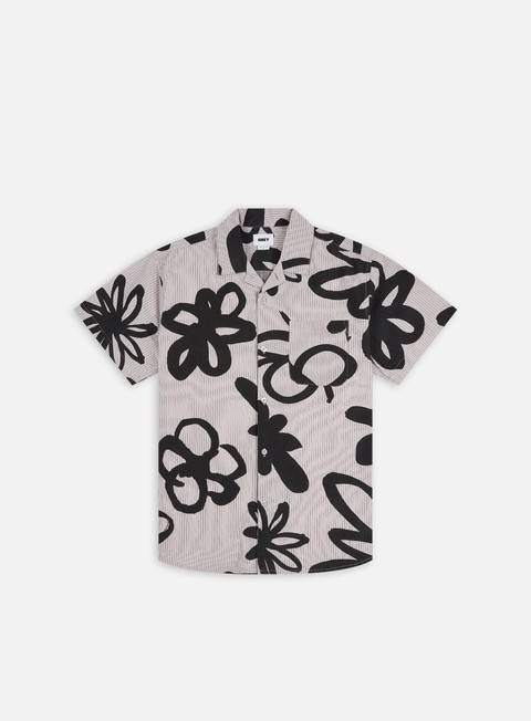 Camicie Obey Tommy Woven SS Shirt
