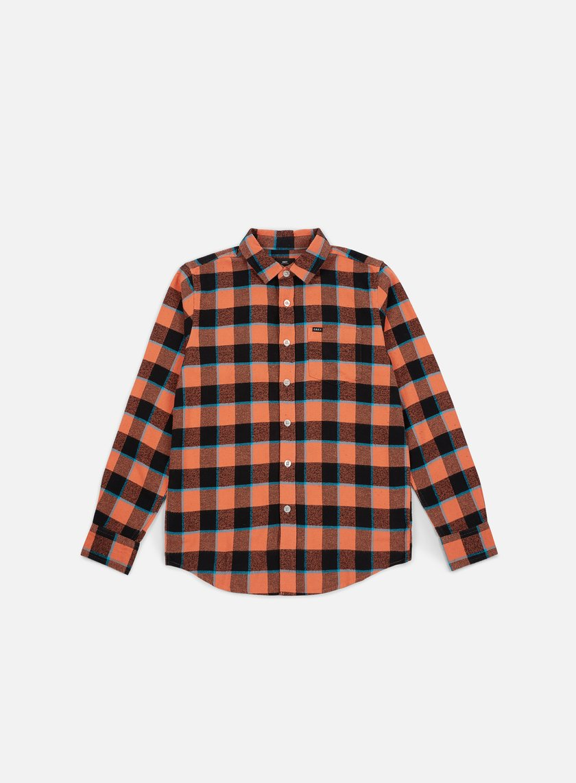 Obey Ventura Woven LS Shirt