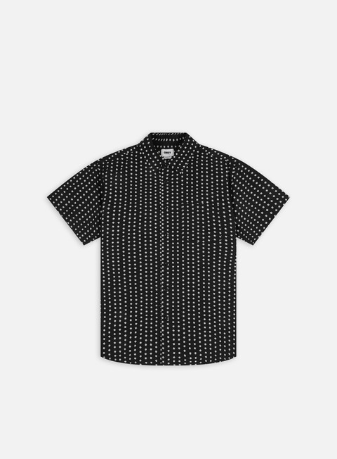 Obey Vince Woven SS Shirt