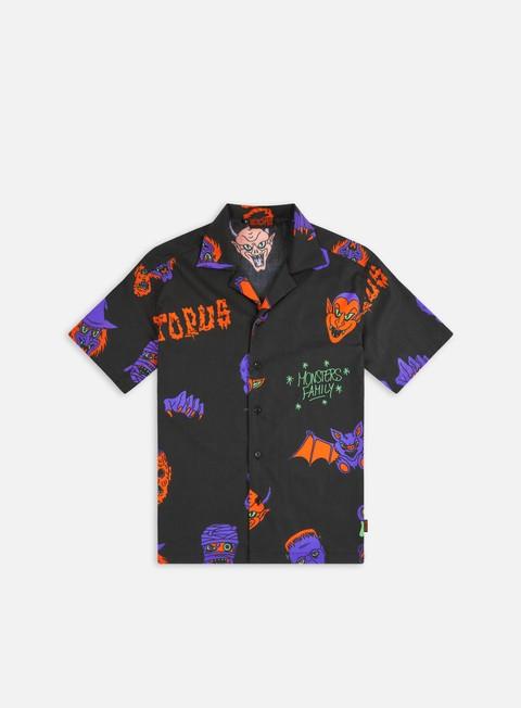 Shirts Octopus Halloween Monsters Shirt