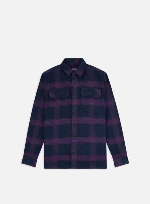 Camicie e polo a manica lunga Patagonia Fjord Flannel LS Shirt