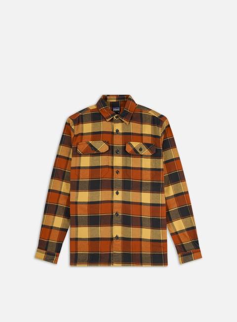 Shirts Patagonia Fjord Flannel LS Shirt