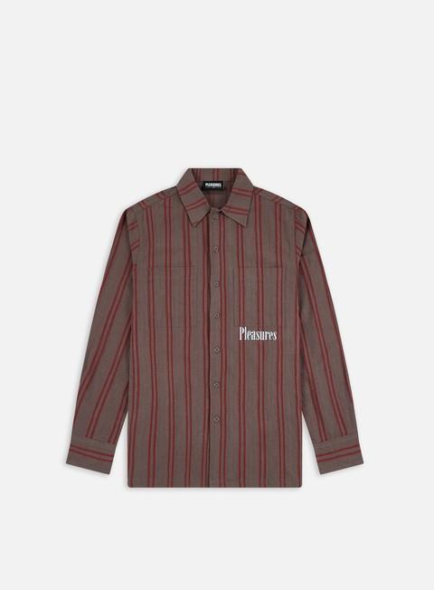 Camicie e polo a manica lunga Pleasures Ruby Work LS Shirt