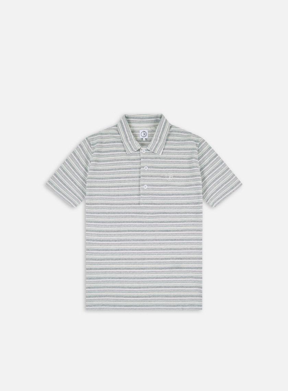 Polar Skate Multistripe Polo Shirt
