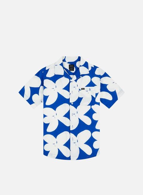 Shirts Rvca Bailey Elder SS Shirt