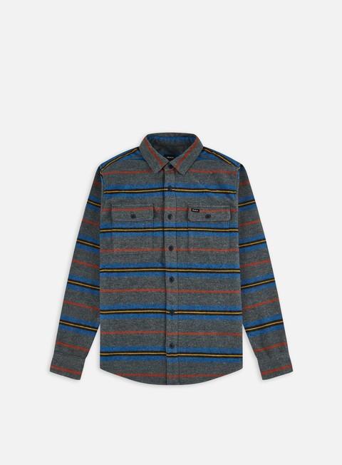 Camicie e polo a manica lunga Rvca Blanket LS Shirt