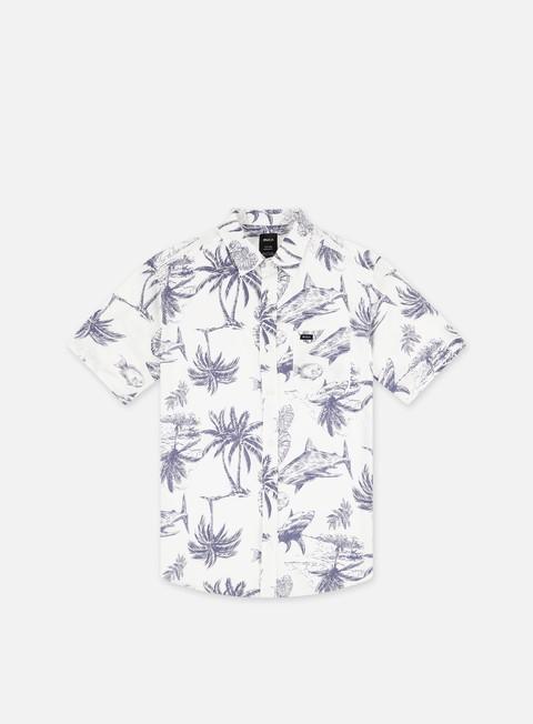 Rvca Panic Point SS Shirt