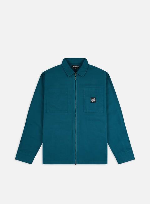 Outlet e Saldi Camicie e polo a manica lunga Santa Cruz El Jefe LS Shirt