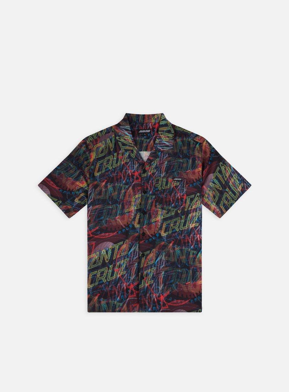Santa Cruz No Pattern Crash SS Shirt