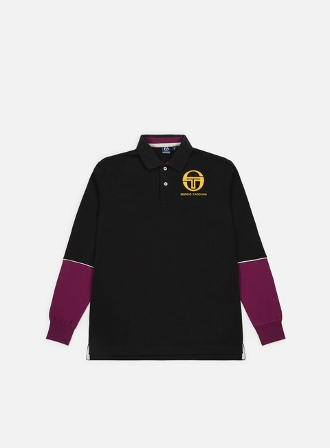 Sale Outlet Long sleeve shirts and polos Sergio Tacchini Iller Polo LS Shirt