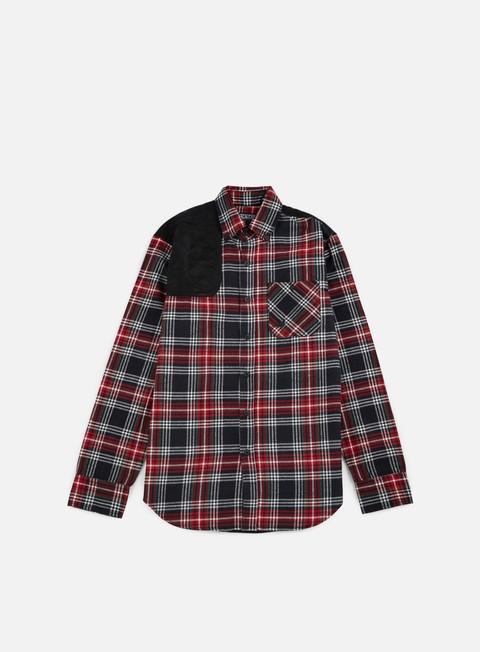Outlet e Saldi Camicie e polo a manica lunga Staple Shooter Flannel Shirt