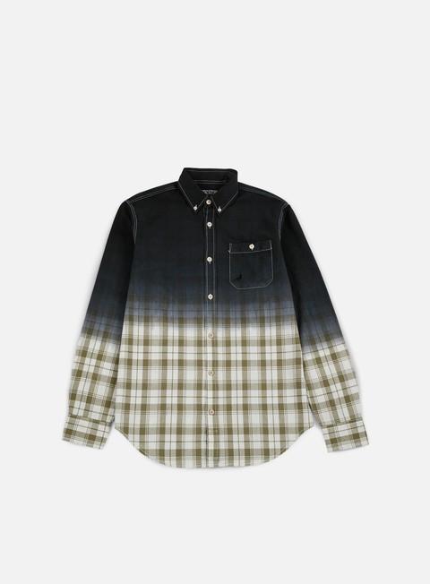 Outlet e Saldi Camicie e polo a manica lunga Staple Siege Woven Shirt