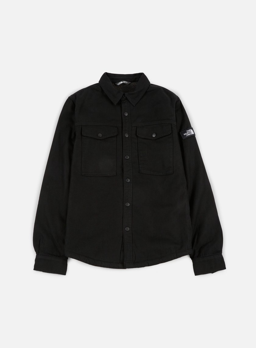 The North Face Flannel Sherpa Shirt
