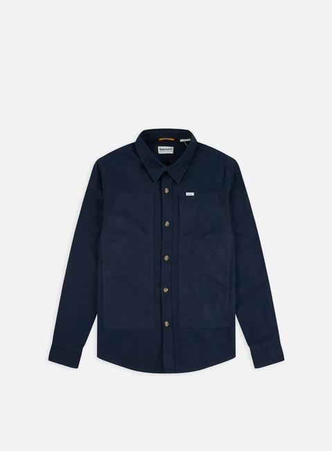 Sale Outlet Shirts Timberland Cargo LS Overshirt