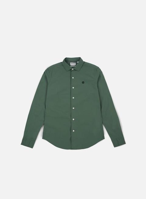 Camicie e polo a manica lunga Timberland Suncook River Poplin Shirt