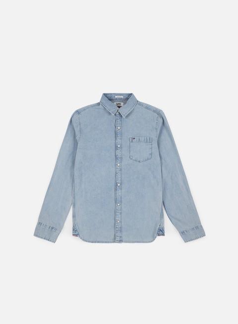 Camicie e polo a manica lunga Tommy Hilfiger Classic Denim LS Shirt