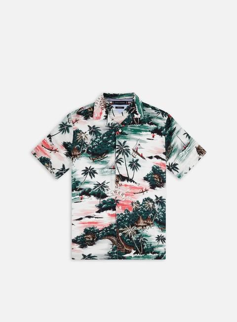 Camicie Tommy Hilfiger Hawaiian Print SS Shirt