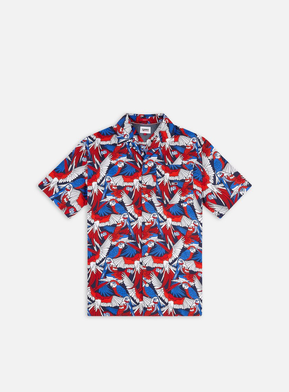 Tommy Hilfiger TJ Classic AOP Camp SS Shirt