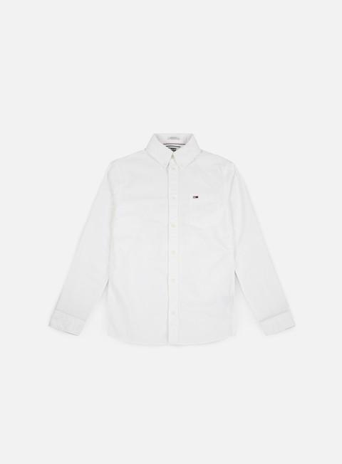 Camicie e polo a manica lunga Tommy Hilfiger TJ Classics LS Shirt