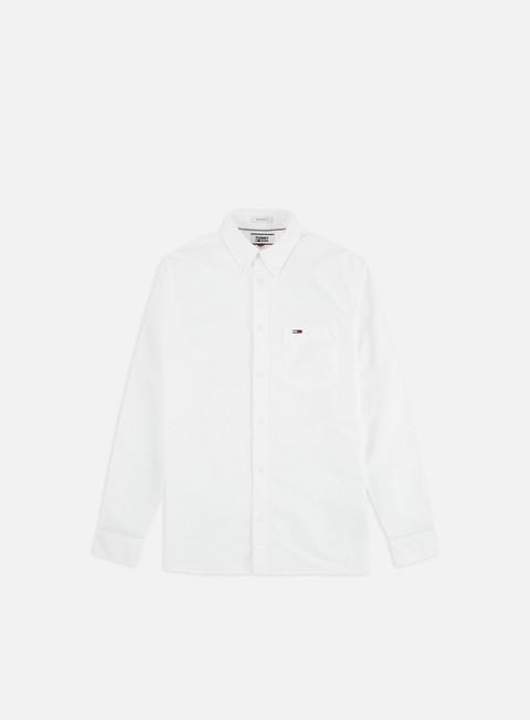 Camicie e polo a manica lunga Tommy Hilfiger TJ Classics Oxford LS Shirt