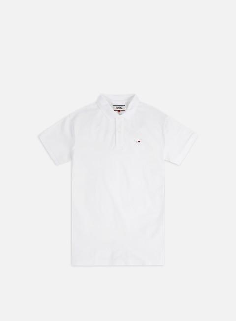 Outlet e Saldi Polo Tommy Hilfiger TJ Classics Solid Stretch Polo Shirt