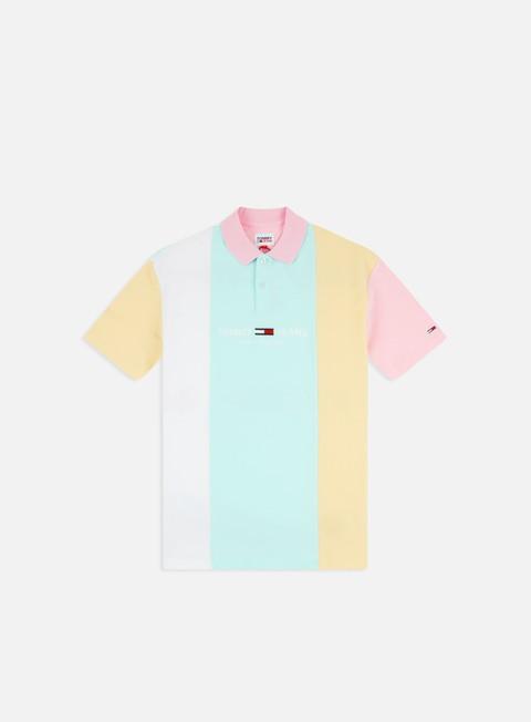 Polo Tommy Hilfiger TJ Colorblock Polo Shirt
