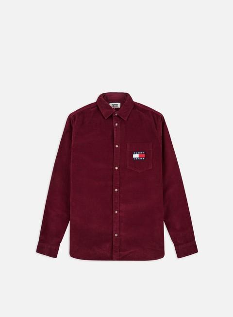 Tommy Hilfiger TJ Cord LS Shirt
