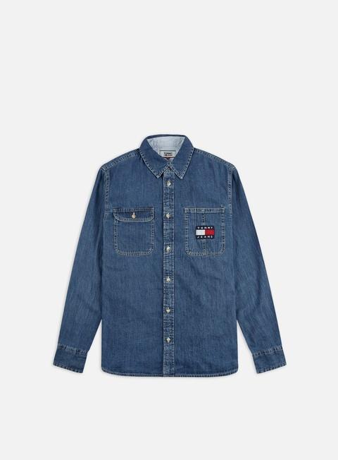 Tommy Hilfiger TJ Denim Badge Shirt