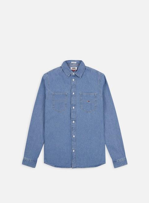 Camicie e polo a manica lunga Tommy Hilfiger TJ Denim Pocket Shirt