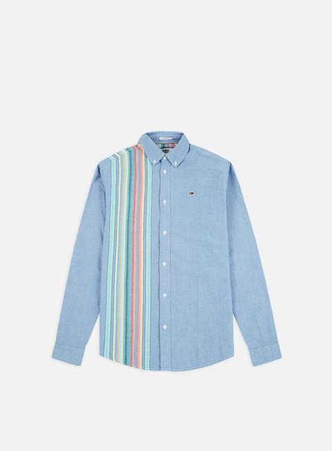 Camicie e polo a manica lunga Tommy Hilfiger TJ Engineered Stripe LS Shirt