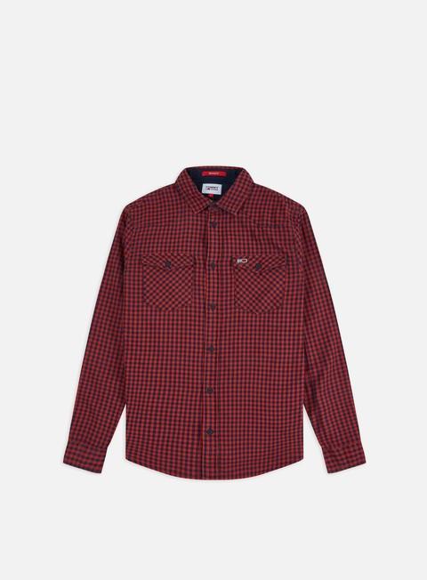 Tommy Hilfiger TJ Gingham Western LS Shirt