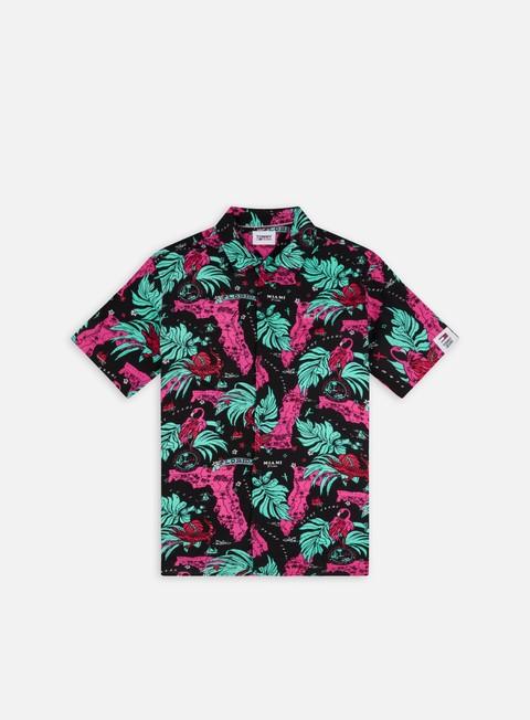 Camicie Tommy Hilfiger TJ Miami Print Camp SS Shirt