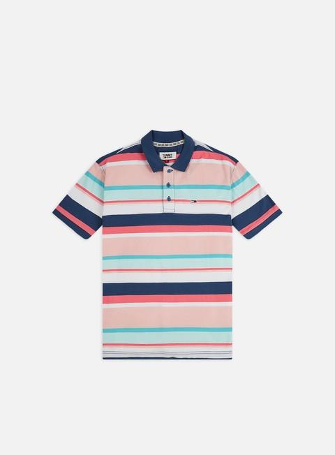 Outlet e Saldi Polo Tommy Hilfiger TJ Multi Stripe Polo Shirt