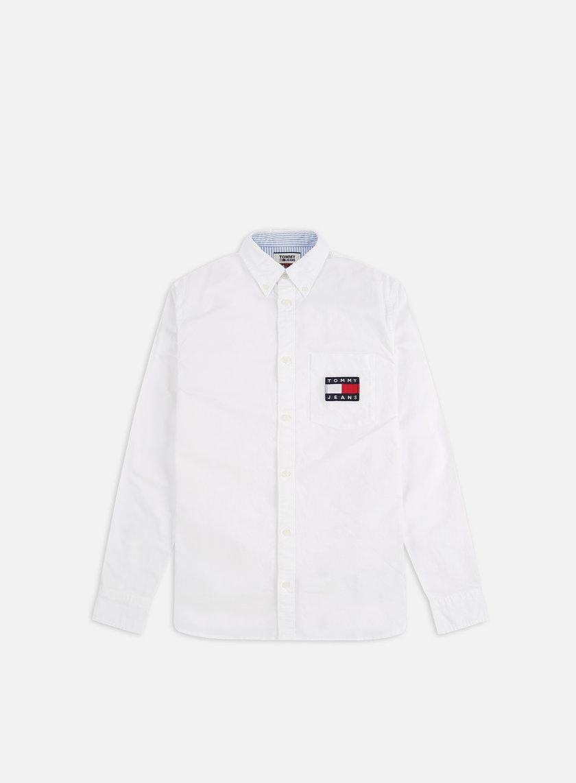 Tommy Hilfiger TJ Oxford Badge Shirt