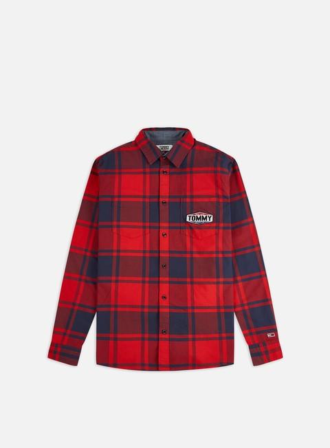 Tommy Hilfiger TJ Oxford Check LS Shirt