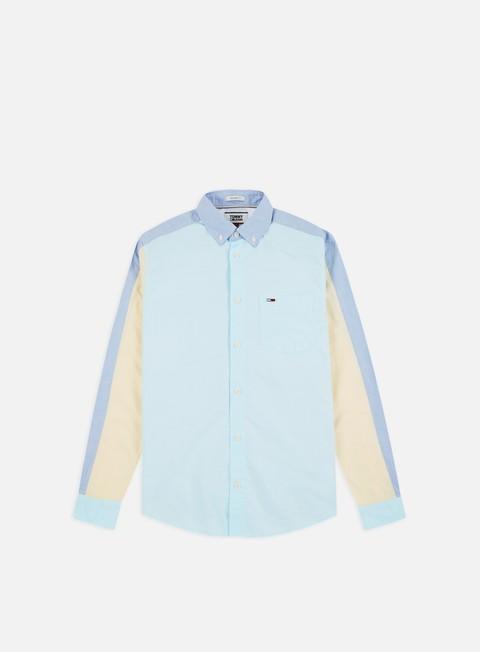Camicie e polo a manica lunga Tommy Hilfiger TJ Pieced Oxford LS Shirt