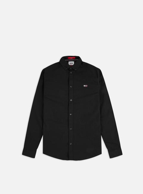 Sale Outlet Shirts Tommy Hilfiger TJ Slim Stretch Oxford LS Shirt