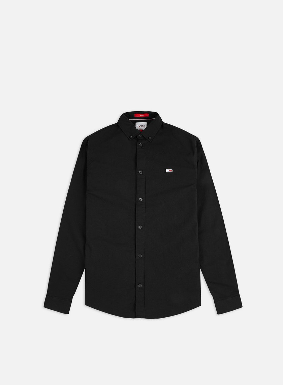 Tommy Hilfiger TJ Slim Stretch Oxford LS Shirt