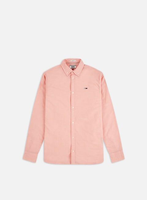 Camicie e polo a manica lunga Tommy Hilfiger TJ Stretch Oxford LS Shirt