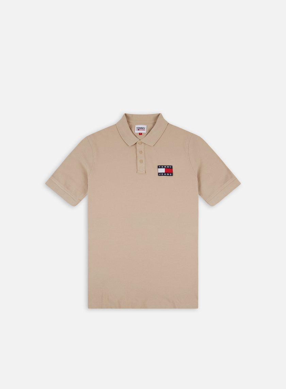Tommy Hilfiger TJ Tommy Badge Lightweight Polo Shirt