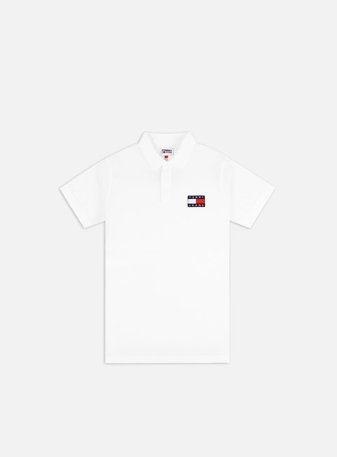 Sale Outlet Polos Tommy Hilfiger TJ Tommy Badge Lightweight Polo Shirt