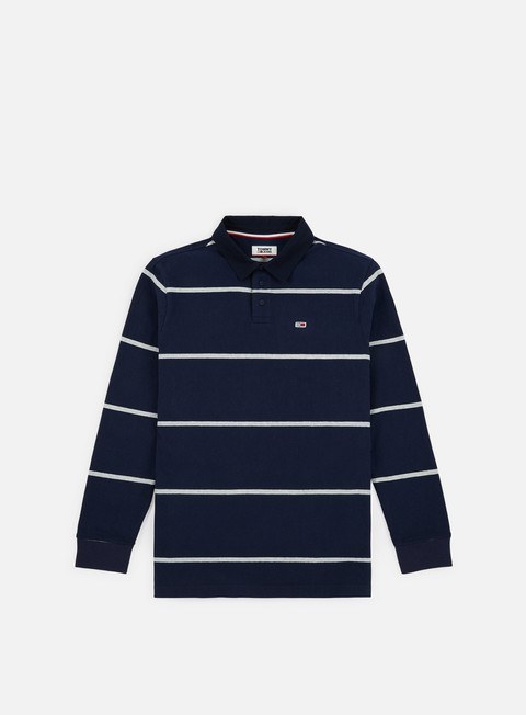 Polo Tommy Hilfiger TJ Tommy Classics Rugby Polo LS Shirt
